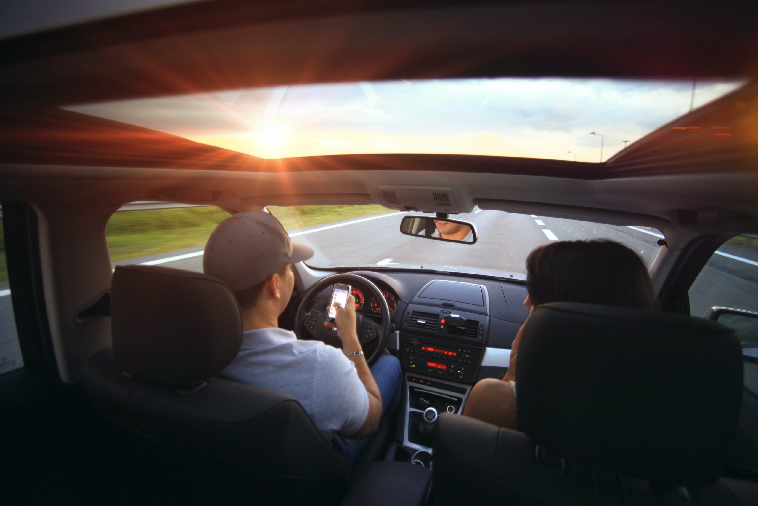 Distracted Driving Statistics for 2021